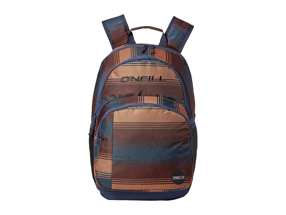 O'Neill - Trio Backpack (Brick) Backpack Bags