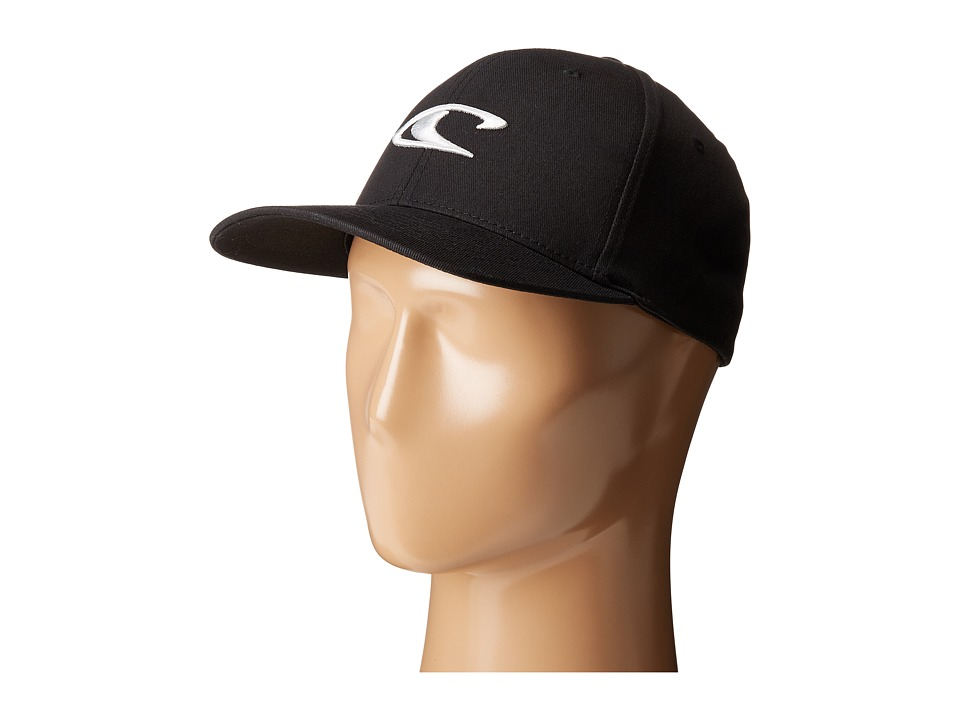 O'Neill - Clean and Mean Hat (Black) Traditional Hats