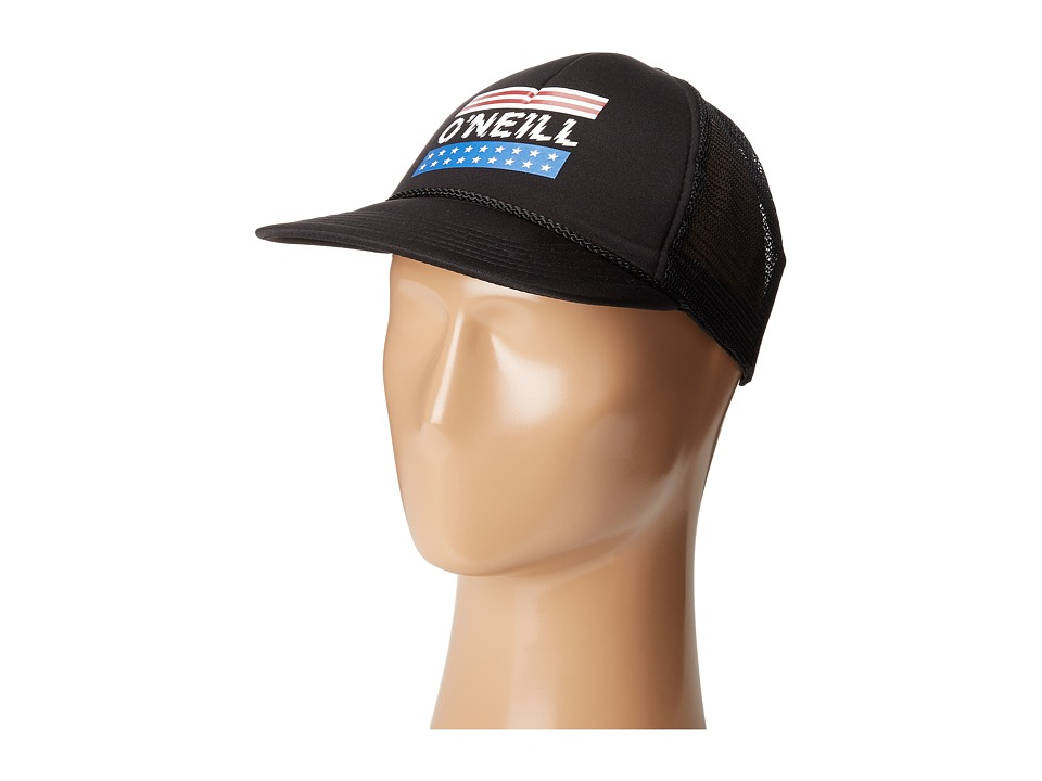 O'Neill - Combo Trucker Hat (Black) Caps