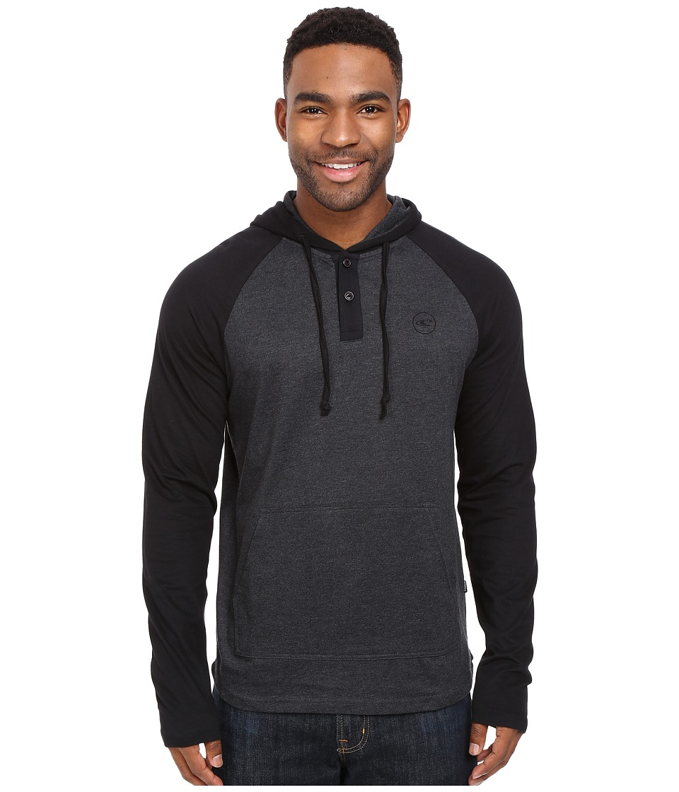 O'Neill - The Bay Pullover (Black) Men's Clothing