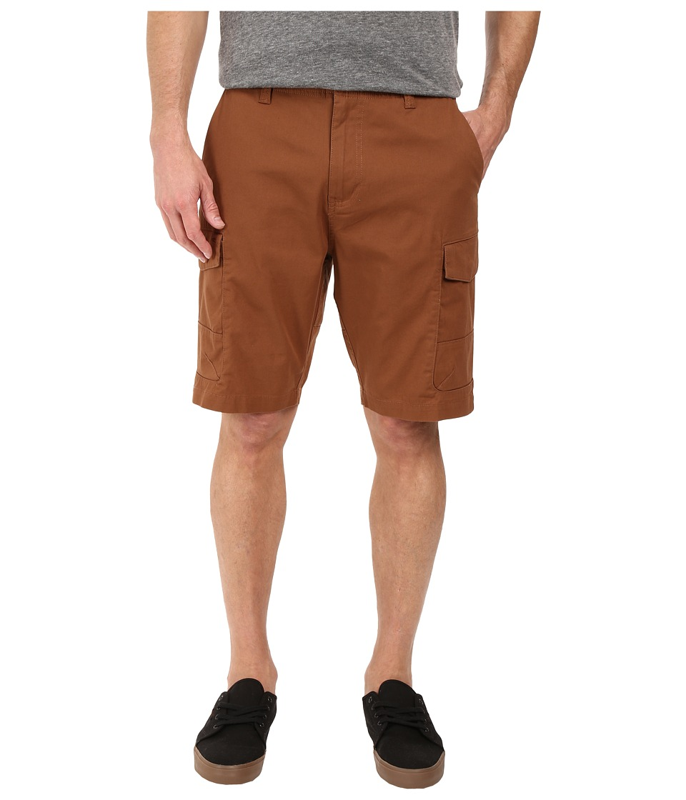 O'Neill - Black Hawk Cargo Shorts (Bark) Men's Shorts