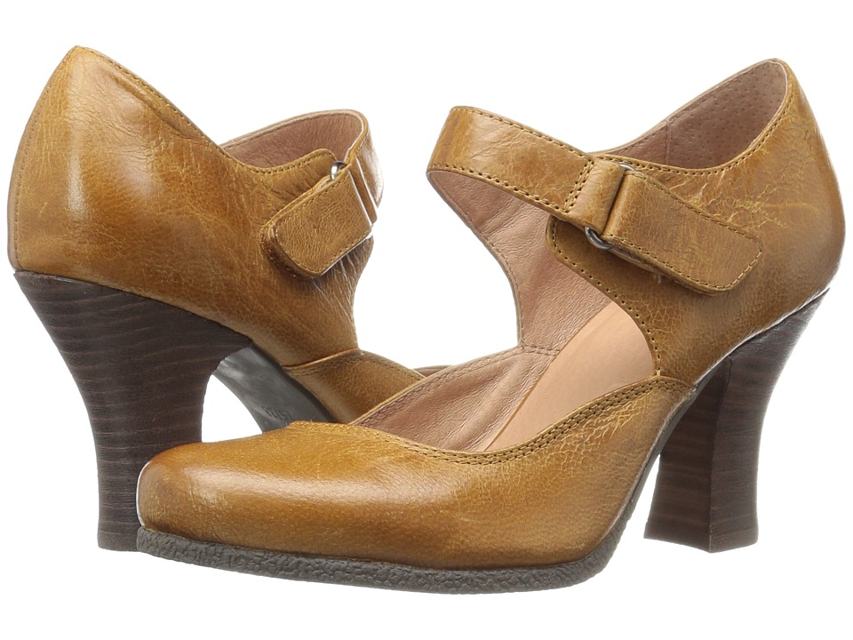 Miz Mooz - Kora (Ochre) Women's 1-2 inch heel Shoes