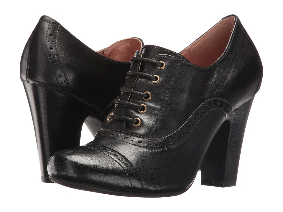 Miz Mooz - Joey (Black) Women's Shoes
