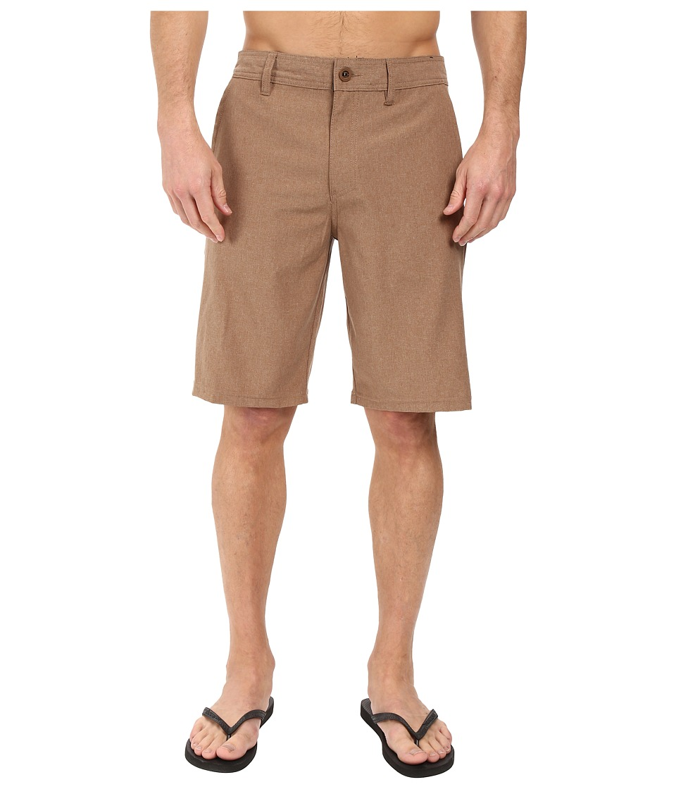 O'Neill - Loaded Hybrid Boardshorts (Bark) Men's Swimwear