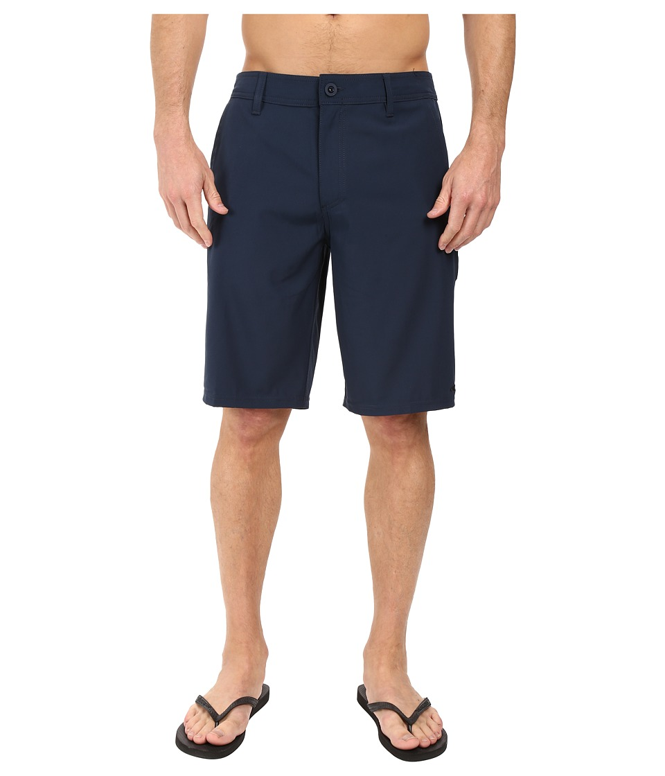 O'Neill - Loaded Hybrid Boardshorts (Navy) Men's Swimwear