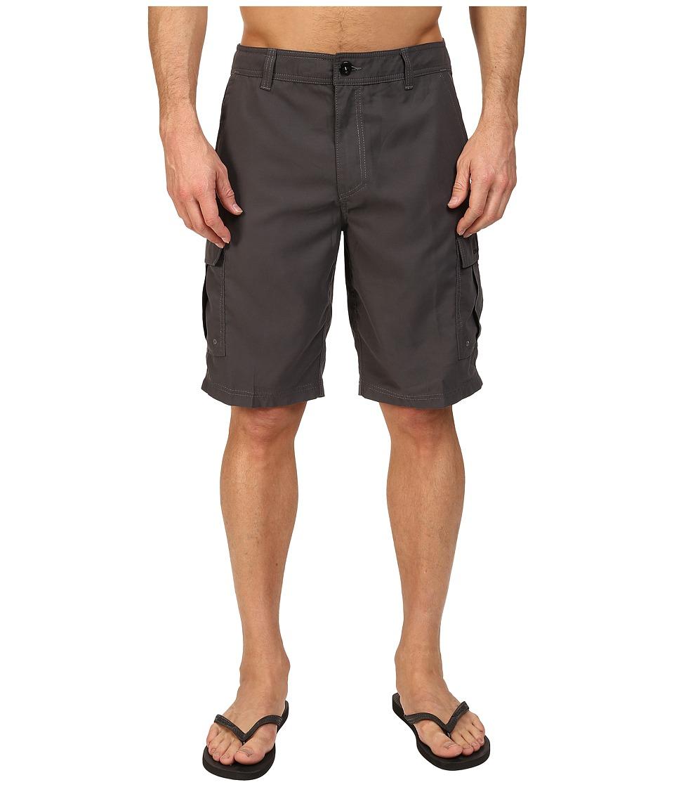 O'Neill - Ranger Anti Moss Cargo Boardshorts (Asphalt) Men's Swimwear