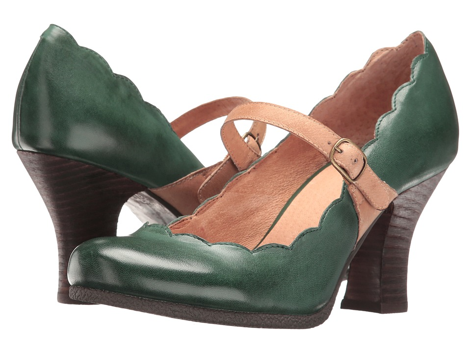 Miz Mooz - Karly (Forest) Women's Shoes