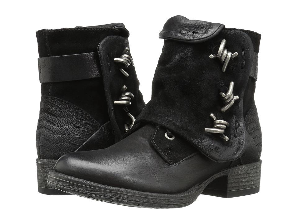 Miz Mooz - Ness (Black) Women's Boots