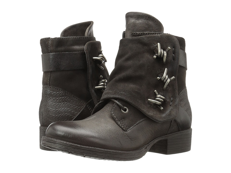 Miz Mooz - Ness (Charcoal) Women's Boots