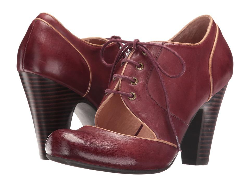 Miz Mooz - Normina (Wine) Women's Boots
