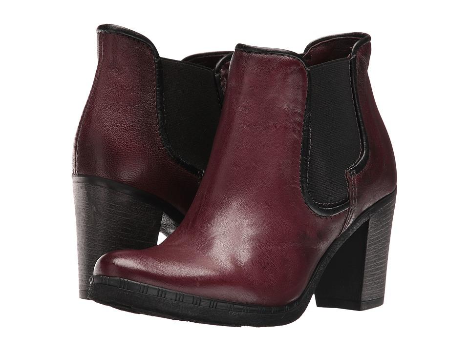 Miz Mooz - Roseanne (Wine) Women's Boots