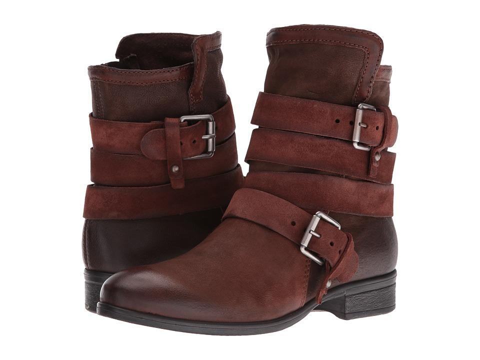 Miz Mooz - Slater (Brandy) Women's Boots