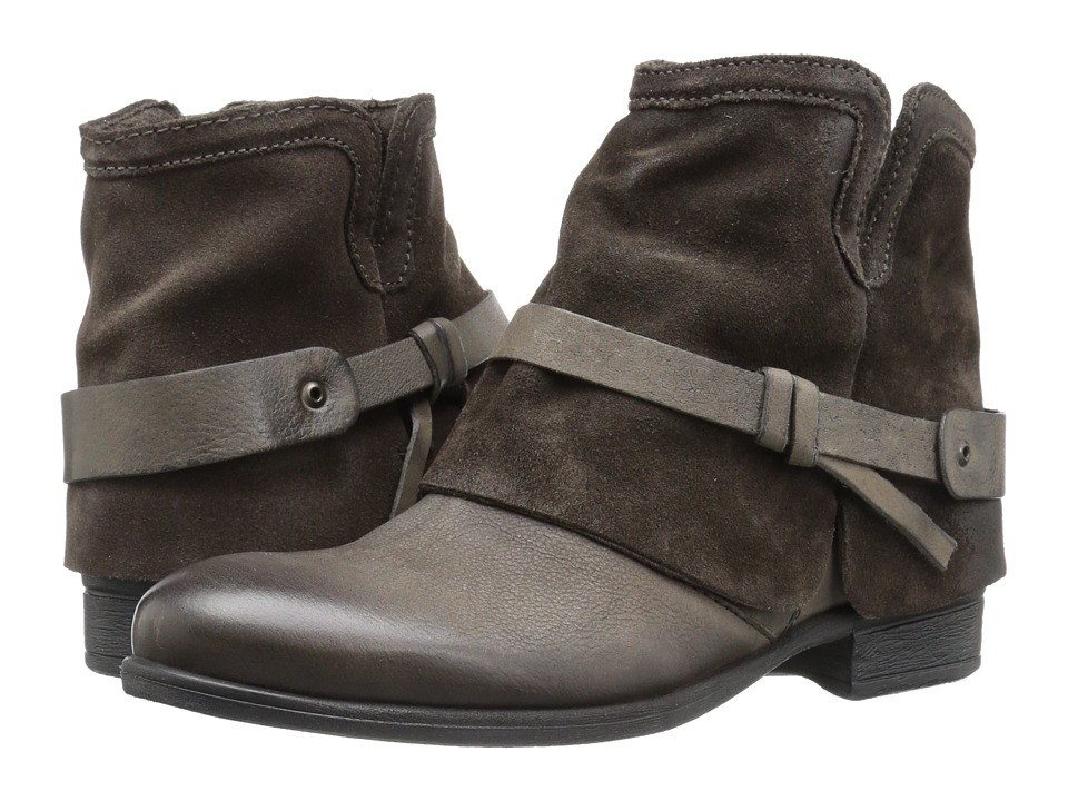 Miz Mooz - Seymour (Charcoal) Women's Pull-on Boots