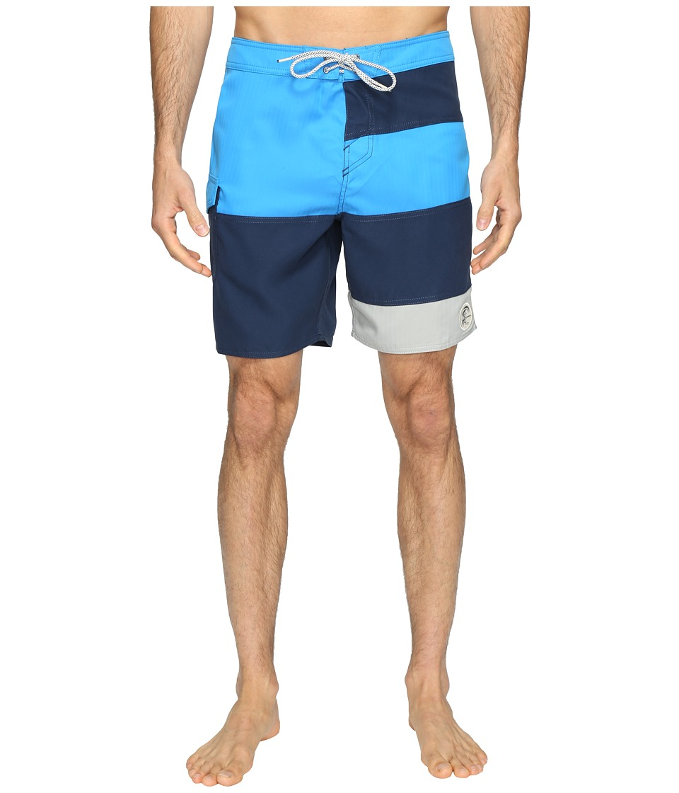 O'Neill - Strand Boardshorts (Dark Navy) Men's Swimwear