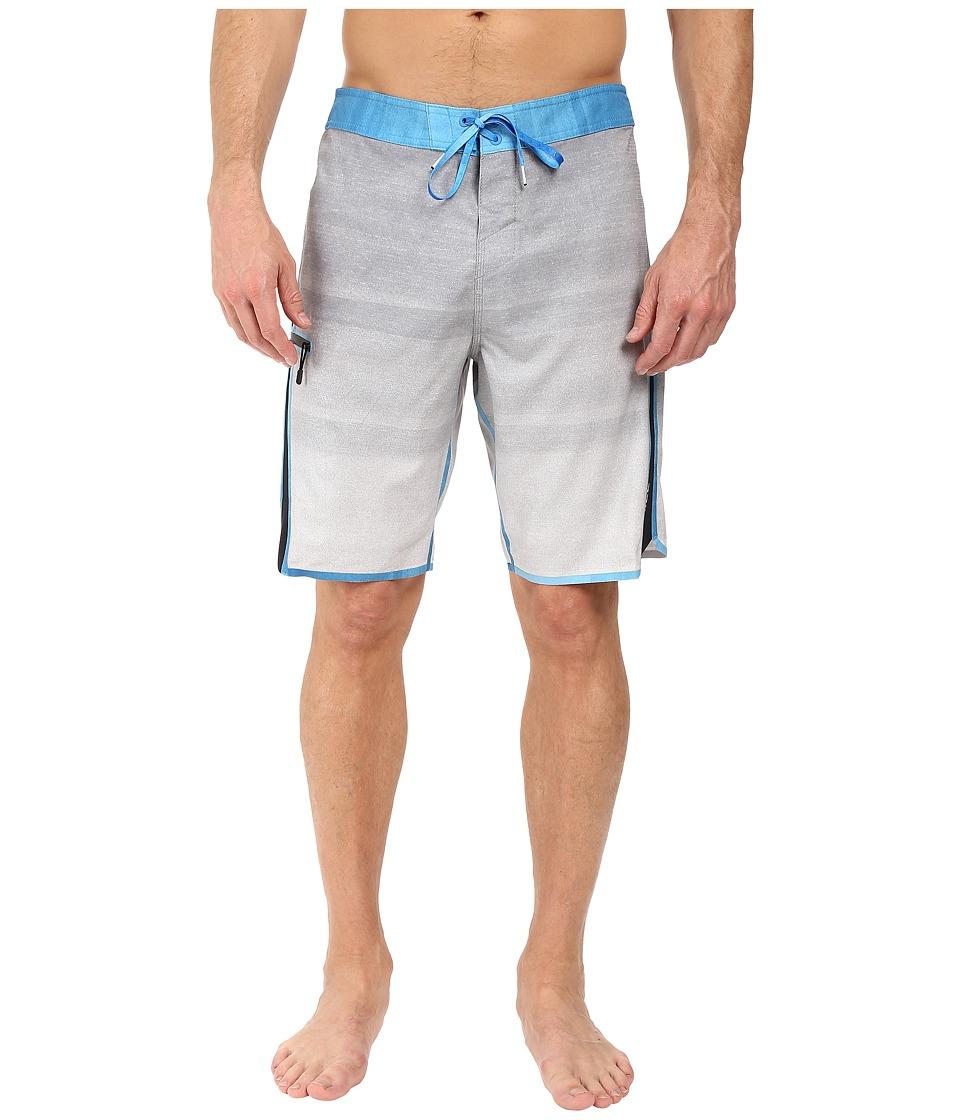 O'Neill - Superfreak Criteria (Light Grey) Men's Swimwear