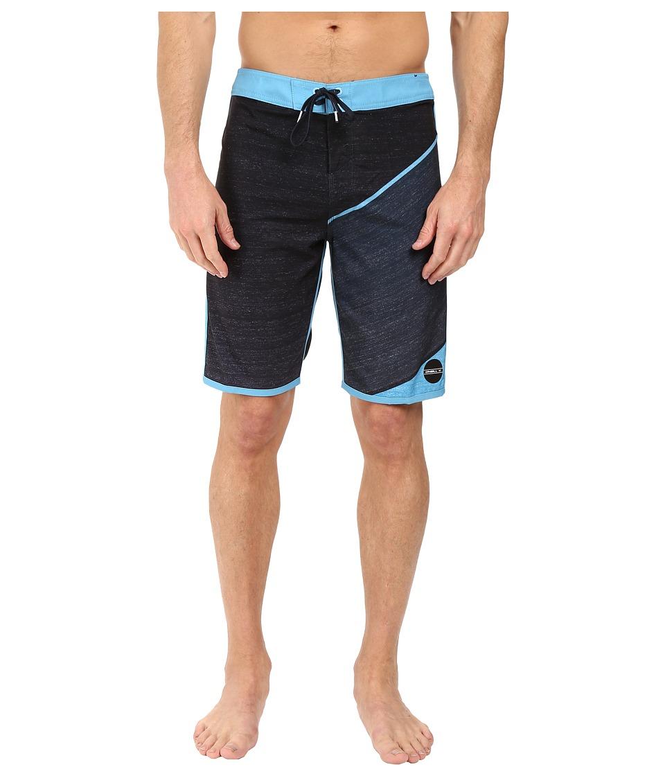 O'Neill - Hyperfreak Boardshorts (Dark Navy) Men's Swimwear