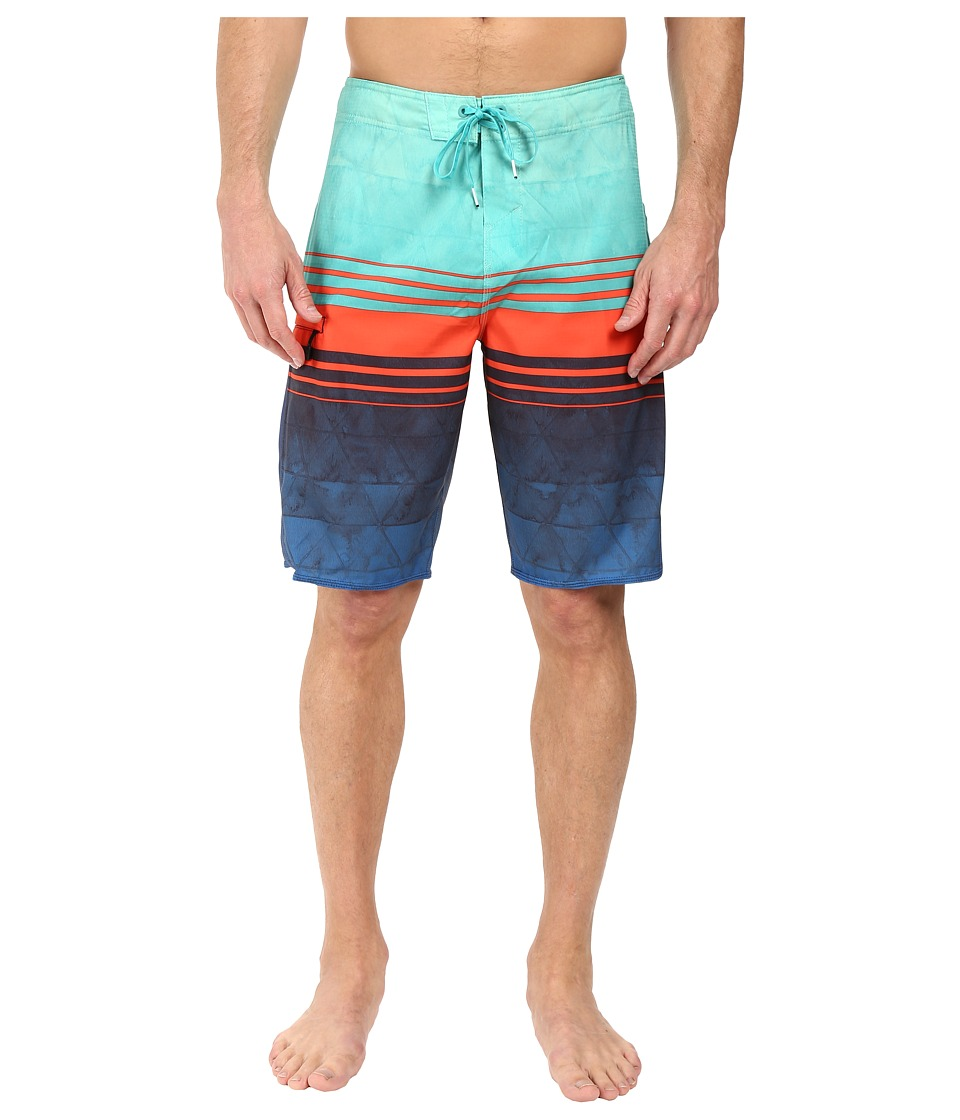 O'Neill - Superfreak Diffusion Boardshorts (Mint) Men's Swimwear