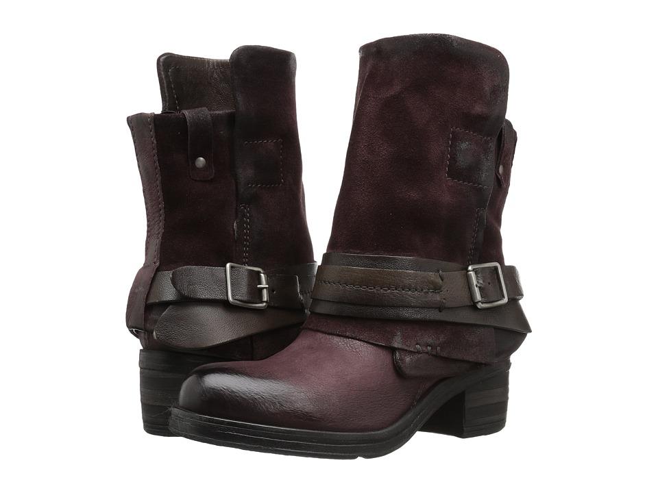 Miz Mooz - Sargent (Wine) Women's Boots