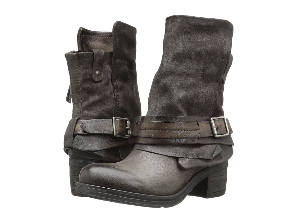 Miz Mooz - Sargent (Charcoal) Women's Boots
