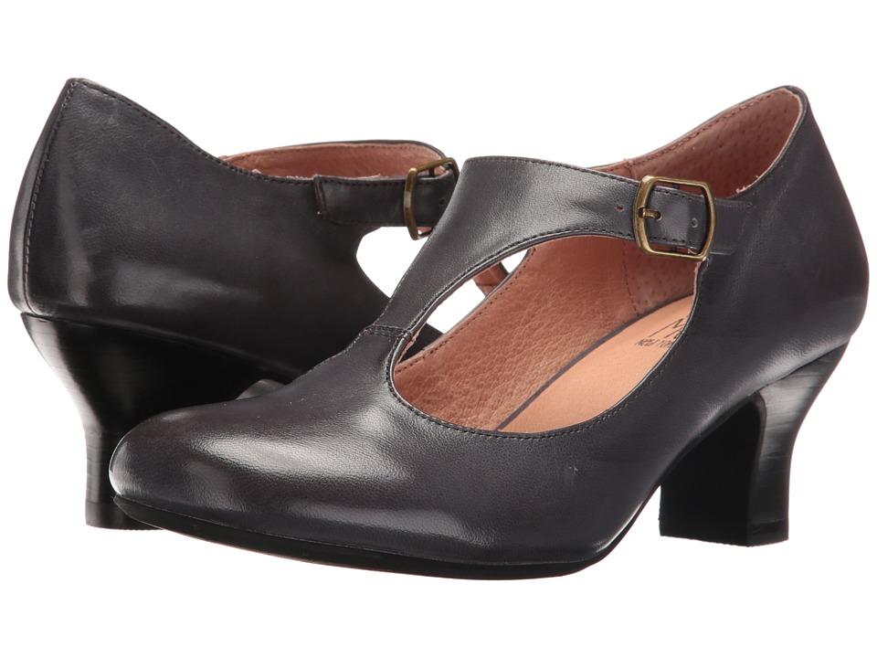 Miz Mooz - Trina (Midnight) Women's 1-2 inch heel Shoes