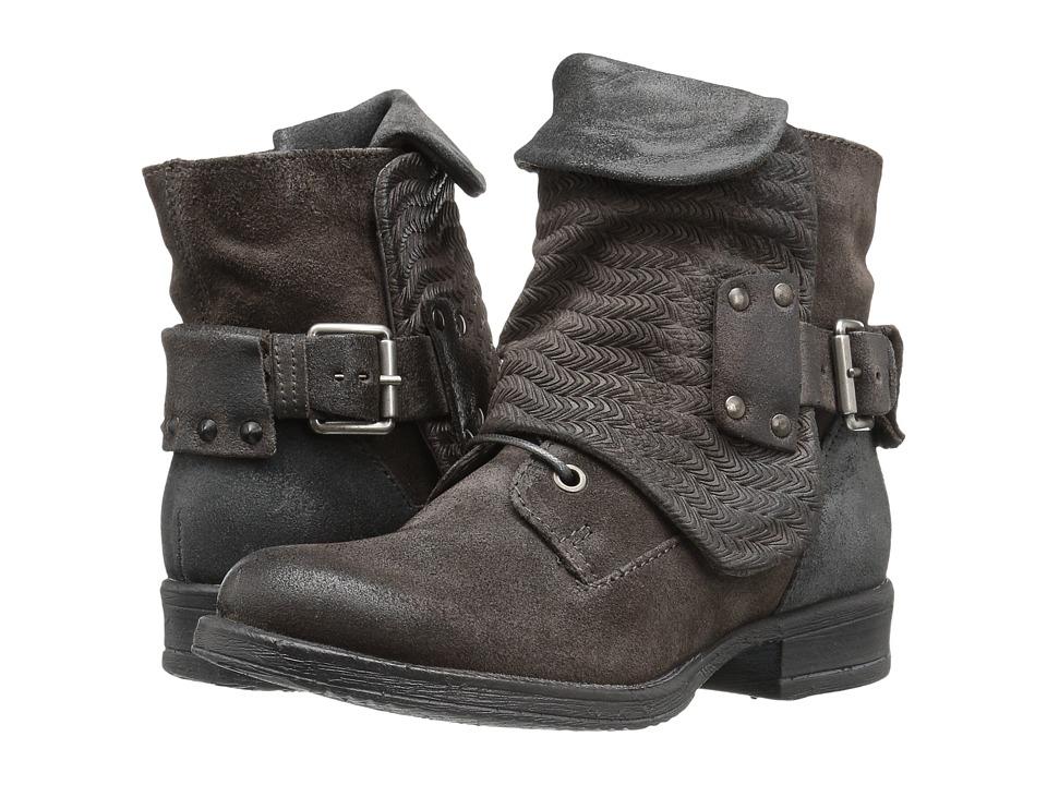 Miz Mooz - Tamika (Charcoal) Women's Boots