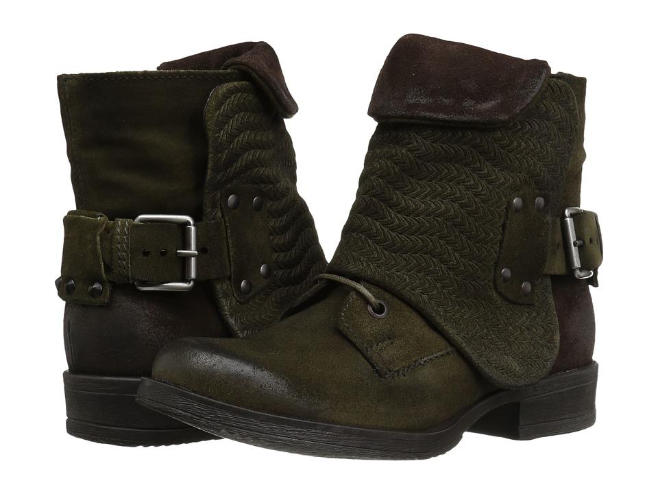 Miz Mooz - Tamika (Army) Women's Boots