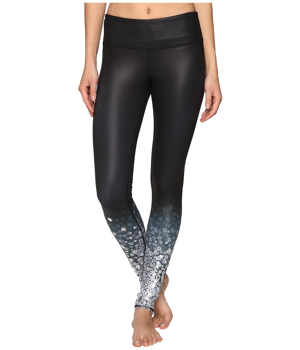 ALO - Airbrushed Legging (Black Brilliance) Women's Workout