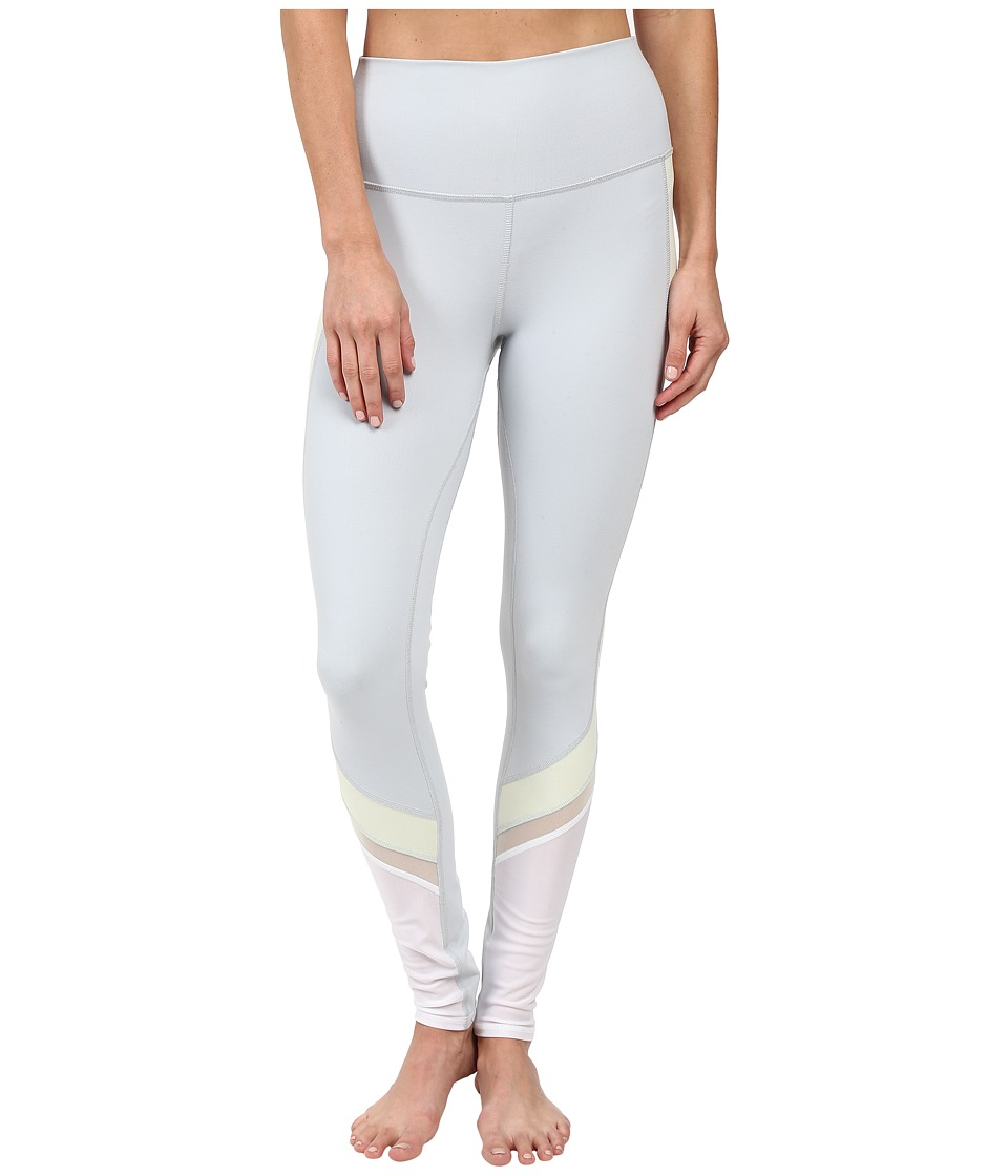 ALO - Elevate Leggings (Dusk/Icicle Glossy/White) Women's Casual Pants