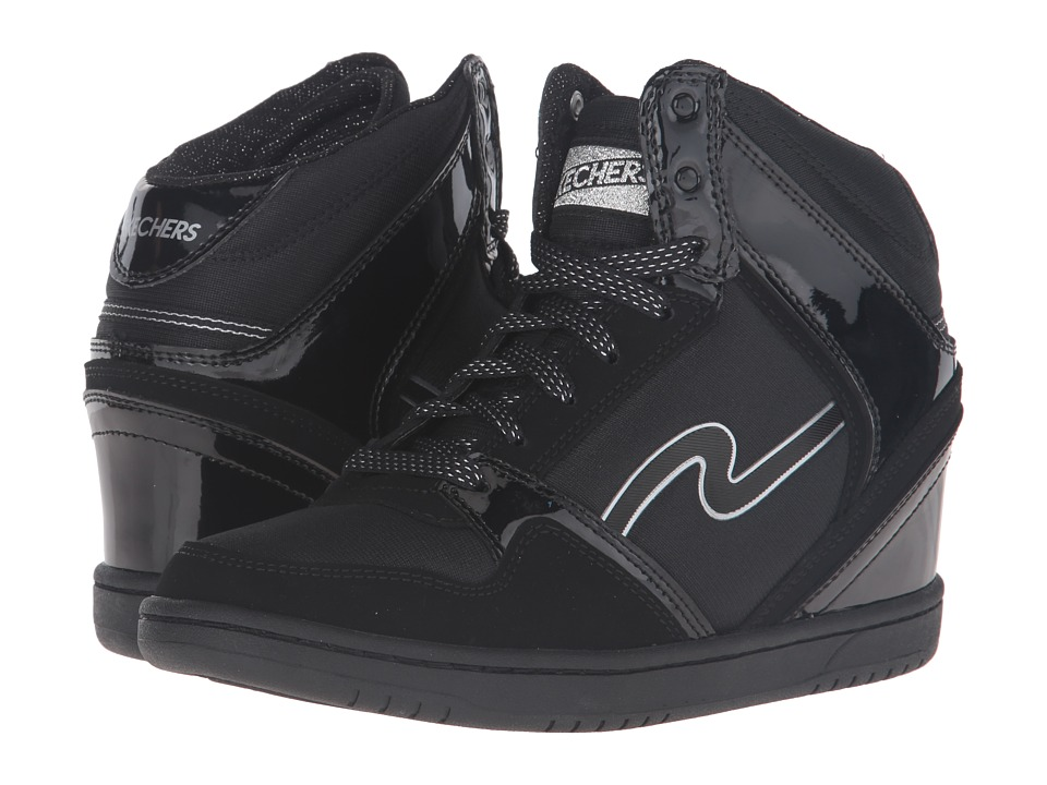 SKECHERS - OG 80 - Street Stomper (Black 1) Women's Lace up casual Shoes