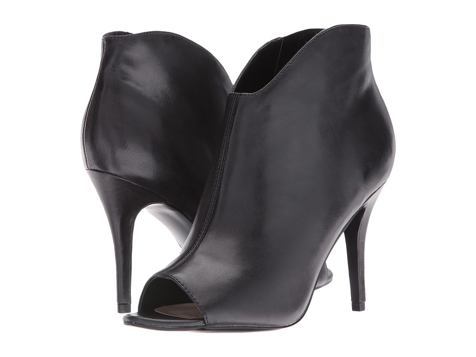 Nine West Asielle (Black 2 Leather) Women