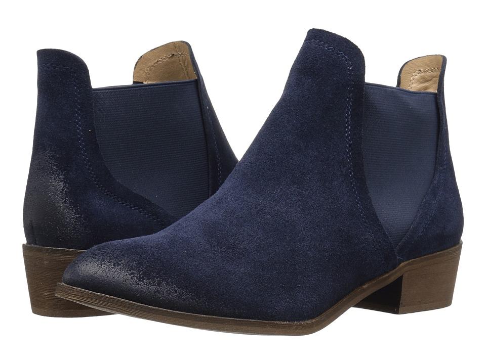 Splendid - Henri (Navy Suede) Women's Shoes