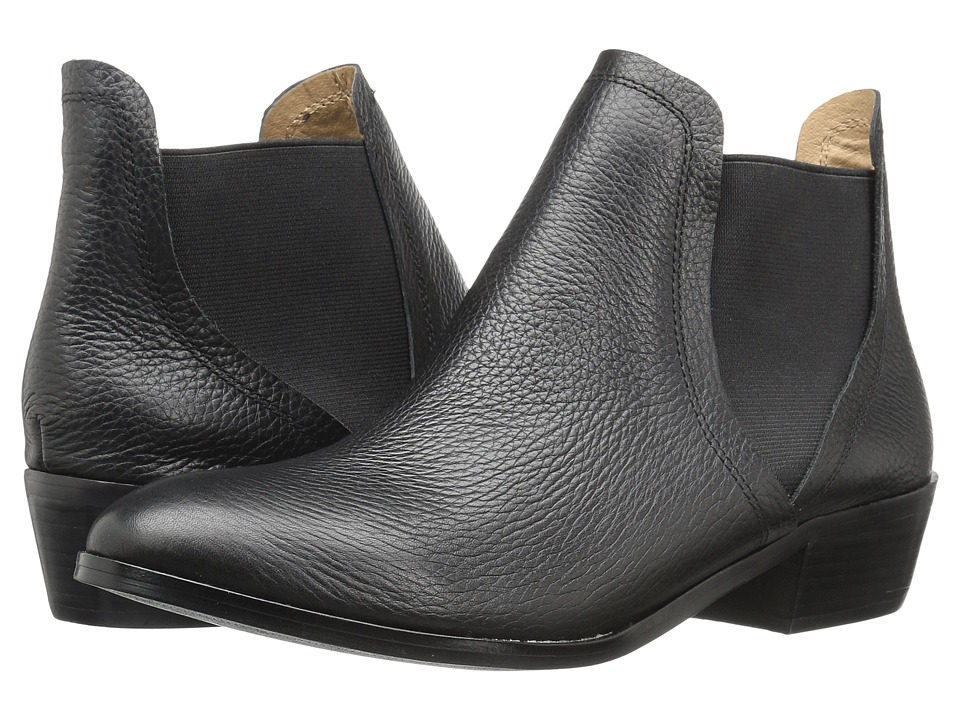 Splendid - Henri (Black Tumbled Leather) Women's Shoes