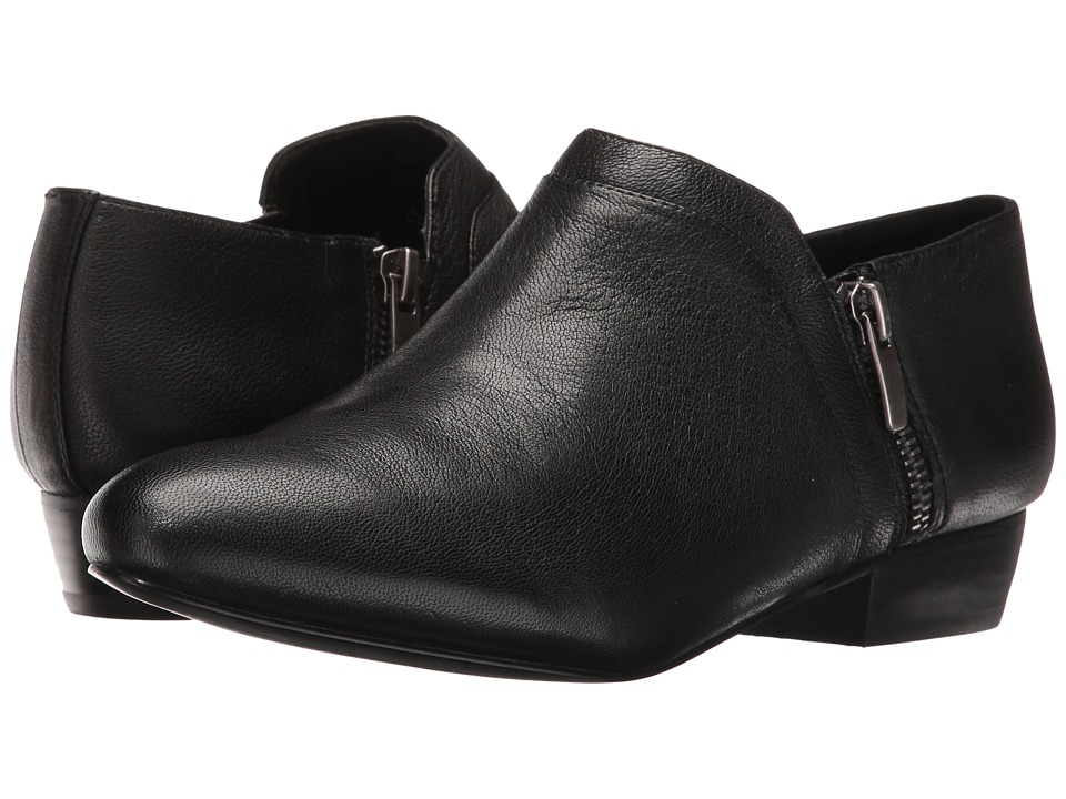 Nine West - Escapade (Black Leather) Women's Shoes