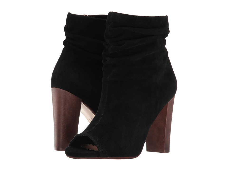 Splendid Jessika (Black Suede) Women