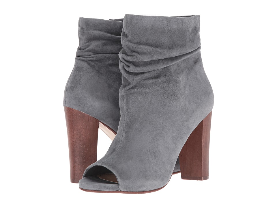 Splendid Jessika (Dark Gray Suede) Women