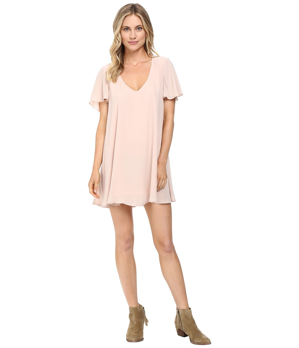 Show Me Your Mumu - Kylie Mini Dress (Dusty Blush) Women's Dress