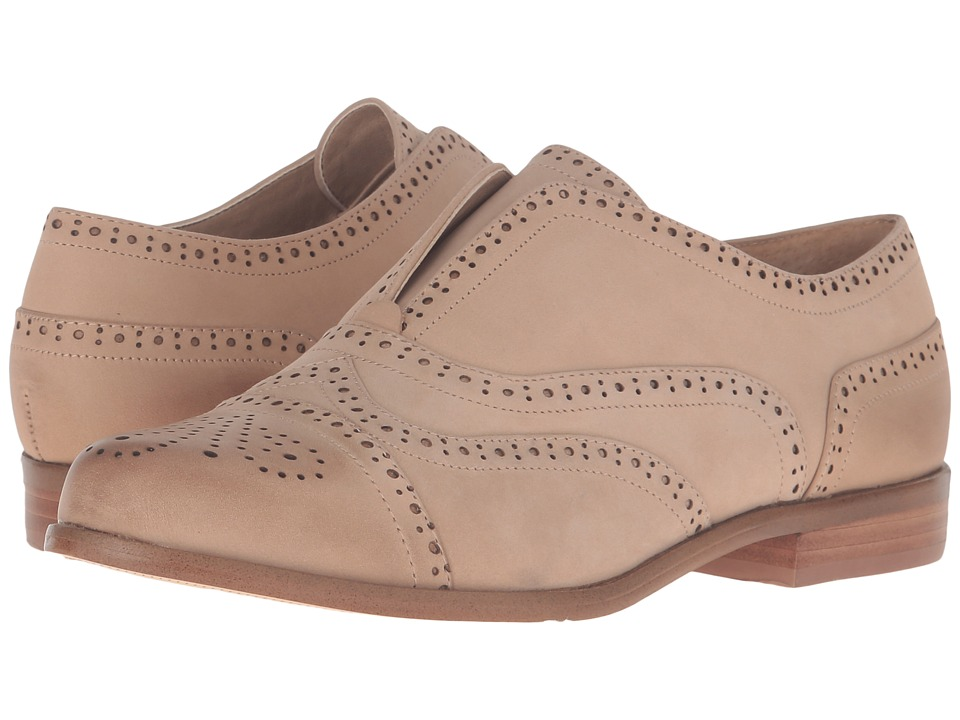 Splendid - Tobey (Nut Tumbled Nubuck) Women's Shoes