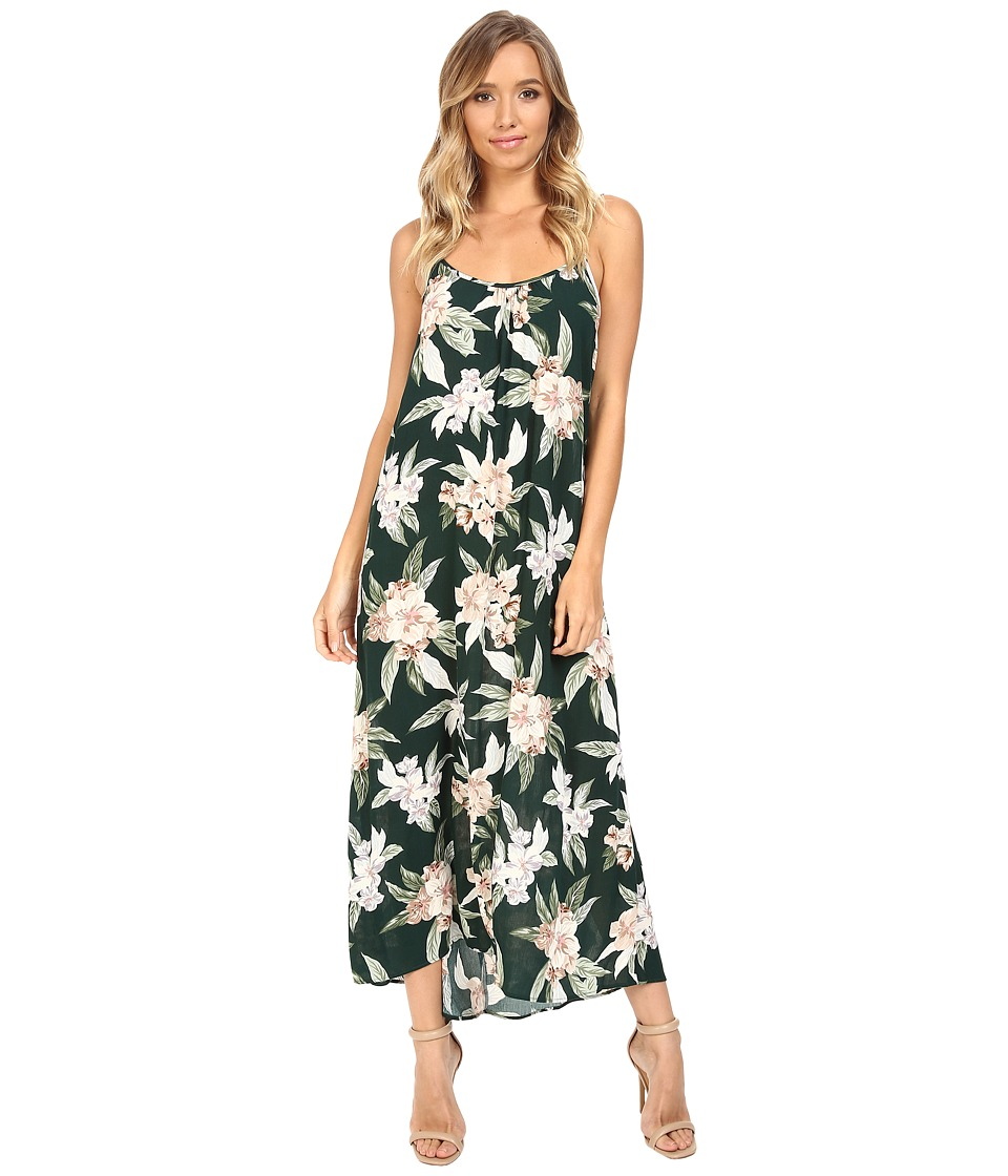 Show Me Your Mumu - Turlington Maxi Dress (Forest Florist Cloud) Women's Dress