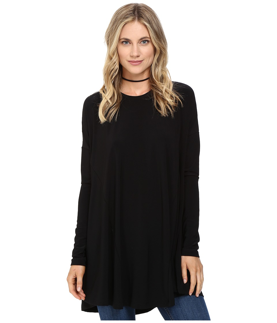 Show Me Your Mumu - Will Tunic (Black Spandy) Women's Blouse