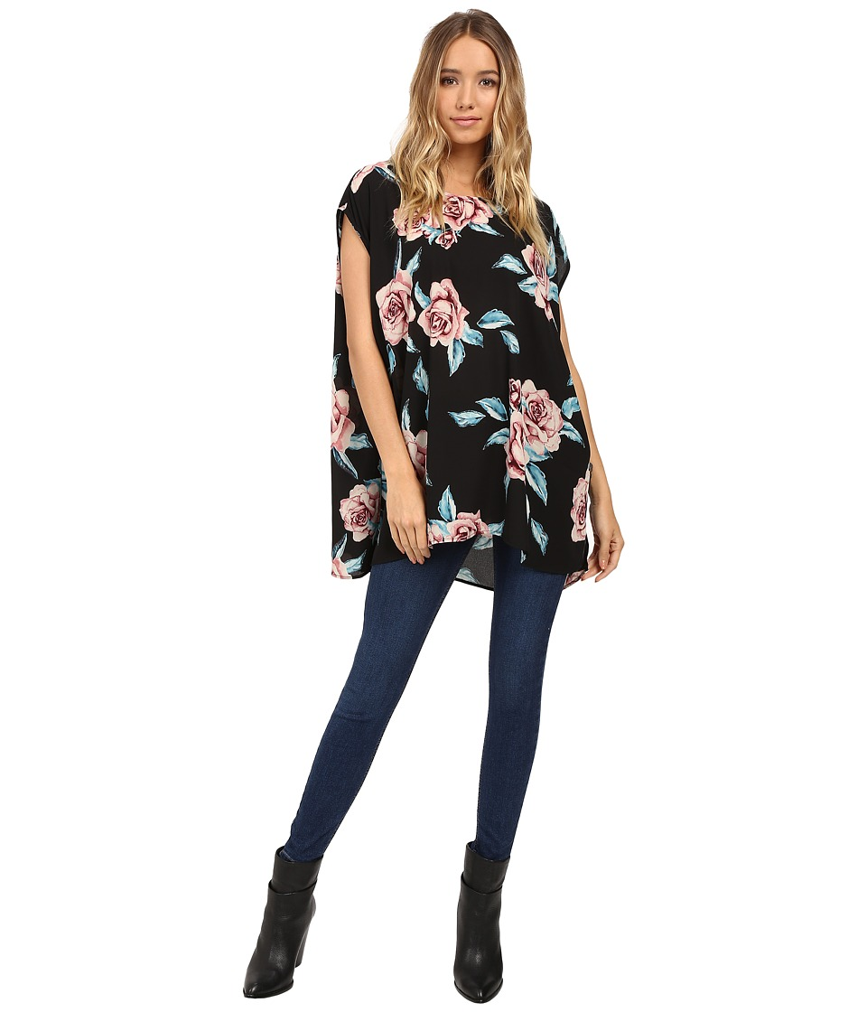 Show Me Your Mumu - Faith Tunic (Flower Hour) Women's Clothing