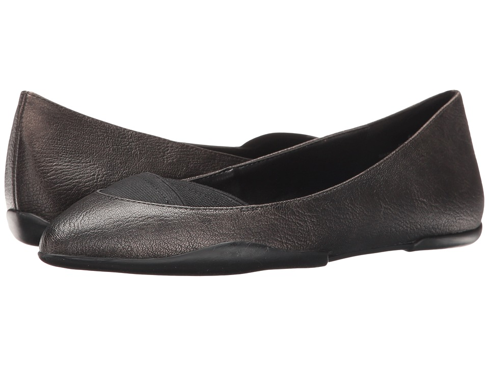Nine West - Yvette 3 (Pewter/Black) Women's Shoes
