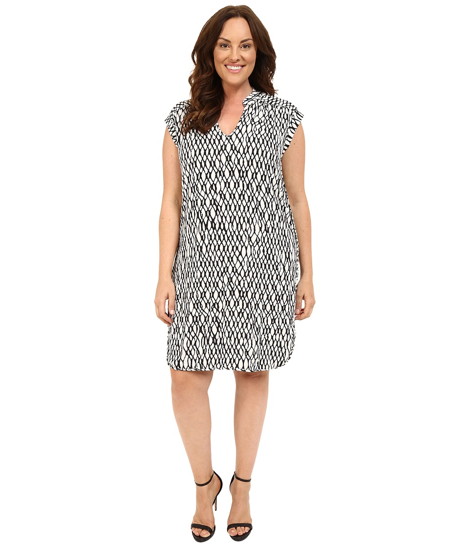 Tart - Plus Size Mellie Dress (Chain Link) Women's Dress