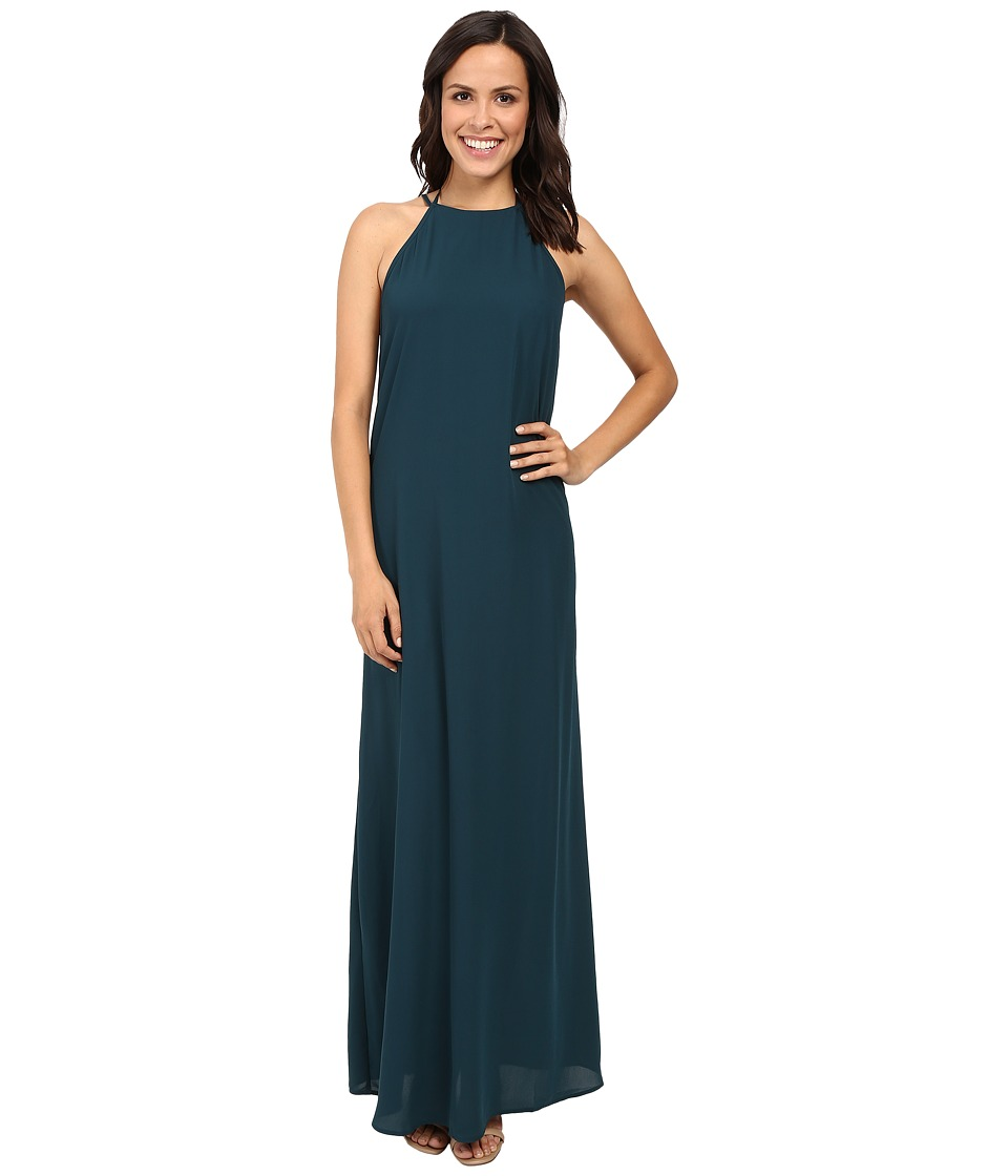 Show Me Your Mumu - Flirtini Maxi Dress (Midnight Crisp) Women's Dress