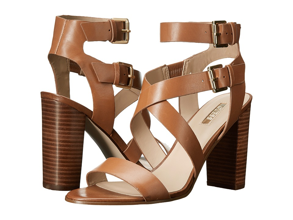 GUESS - Bressa (Tan) Women's Shoes