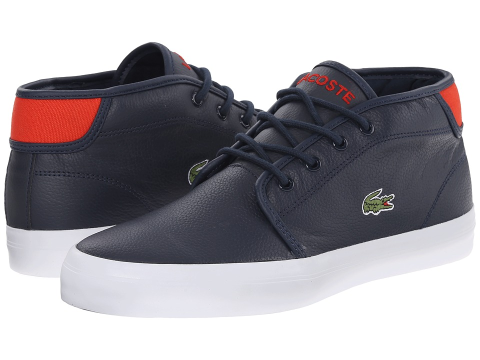Lacoste - Ampthill Chunky Sep (Dark Blue/Dark Blue) Men's Lace up casual Shoes
