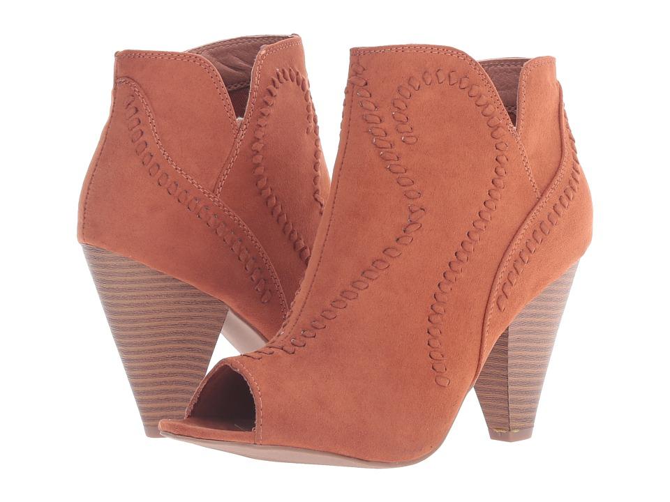 XOXO - Aleesha (Cognac) Women's Shoes