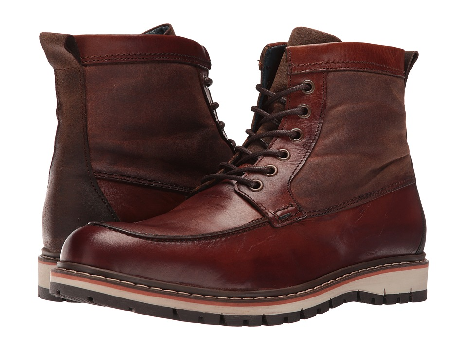 Dune London - Conker (Tan Leather) Men's Lace-up Boots