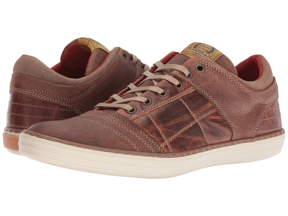 Dune London - Temper (Tan Leather) Men's Lace up casual Shoes
