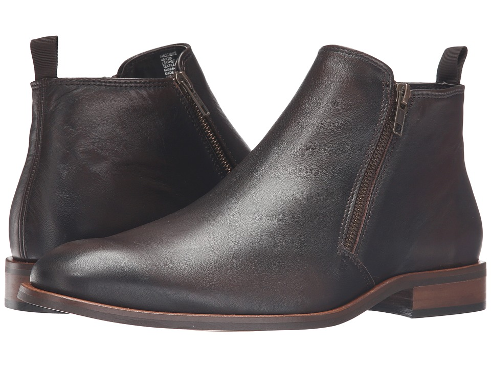 Dune London - Maccabee (Brown Leather) Men's Boots