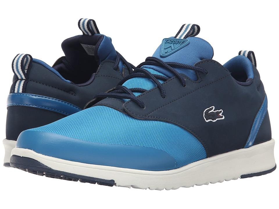 Lacoste - L.Ight 2.0 FPM (Blue/Blue) Men